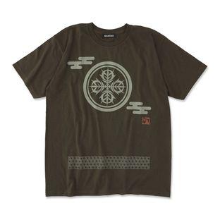 機動戰士高達 家紋圖案T-SHIRT