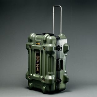 STRICT-G×PROTEX LUGGAGE CR-4000 MOBILE SUIT GUNDAM ZEON