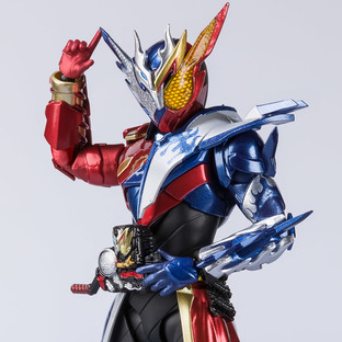 S.H.Figuarts KAMEN RIDER BUILD CROSS-Z BUILD FORM