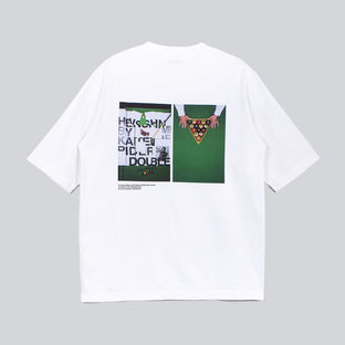 HENSHIN by KAMEN RIDER T-SHIRT KAMEN RIDER W PHOTO