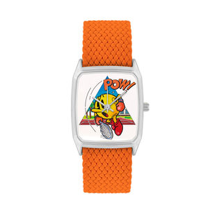 《NAMCO MUSEUM》X 《LAPS》 PAC-MAN(食鬼) 腕錶