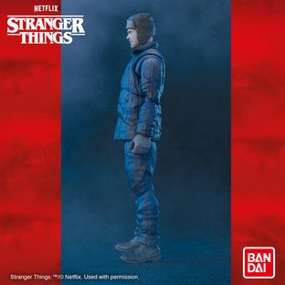 STRANGER THINGS #1 HOPPER