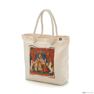 『GUNDAM UC』 TOTE BAG THE LADY AND THE UNICORN