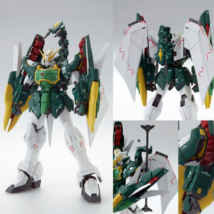 MG 1/100 EXPANSION PARTS SET for MOBILE SUIT GUNDAM W EW SERIES (The Glory of Losers Ver.) [2021年12月發送]