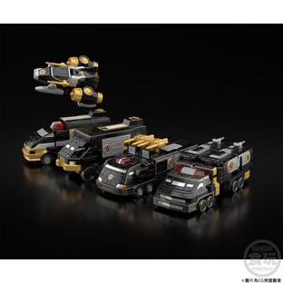 SUPER MINIPLA BLACK MAX VICTORY ROBO W/O RAMUNE