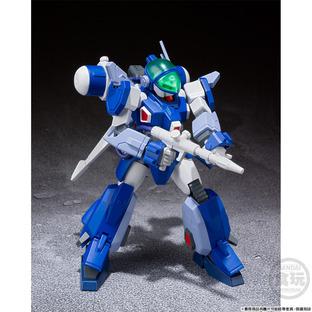 SMP [SHOKUGAN MODELING PROJECT] BLUE COMET SPT LAYZNER (MODEL SHEET VER.) & BACKPACK SET  W/O GUM