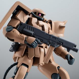 ROBOT SPIRITS <SIDE MS> MS-06F-2 ZAKUII F2 KIMBERLITE BASE TYPE ver. A.N.I.M.E.