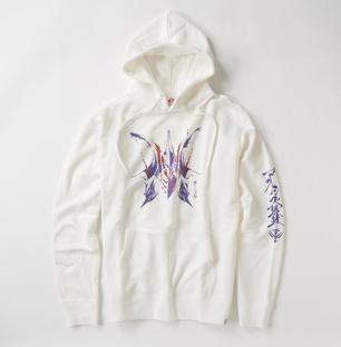 STRICT-G JAPAN《機動戰士Z高達》卡碧尼筆繪風格 衛衣