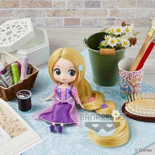 Q posket Doll ~Disney Princess Rapunzel~ [2021年5月發送]