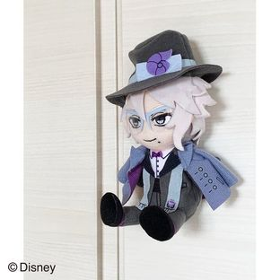 DISNEY TWISTED WONDERLAND MAGNET MASCOT 003 (AZUL) W/O CANDY