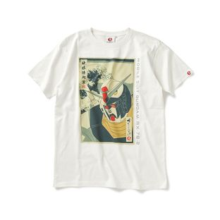 STRICT-G JAPAN 「GUNDAM」 T-SHIRT UKIYO-E GUNDAM