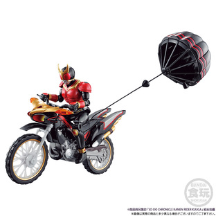 SO-DO CHRONICLE MASKED RIDER KUUGA BEATCHASER 2000 & GOURAM SET W/O GUM