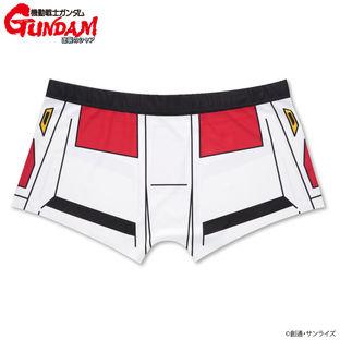 『機動戰士高達 馬沙之反擊』機動戰士變裝 內褲