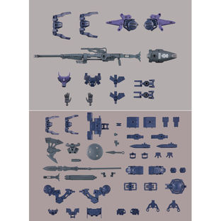 30MM 1/144 bEXM-15C PORTANOVA (SPECIAL SQUD) [2022年1月發送]