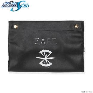 Mobile Suit Gundam SEED ZAFT's Emblem Tissue Box Cover