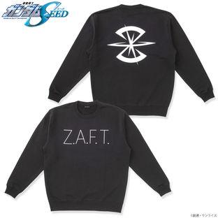 Mobile Suit Gundam SEED ZAFT's Emblem Long-Sleeve T-shirt