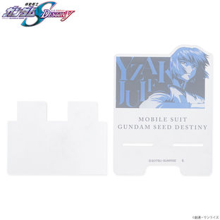Mobile Suit Gundam SEED DESTINY Tricolor-themed Standee