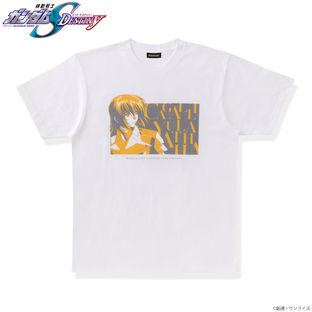 Mobile Suit Gundam SEED DESTINY Tricolor-themed T-shirt