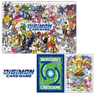 DIGIMON CARD GAME TAMER GOODS SET 3