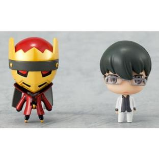 Game Character Collection mini Persona4 The ULTIMATE Gang Leader set