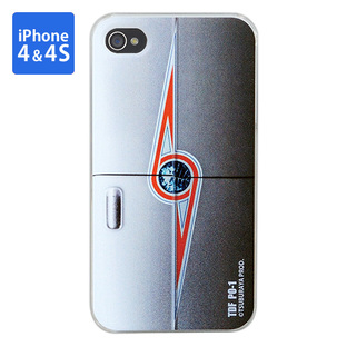 Cover for iPhone 4&4s ULTRAMAN SEVEN POINTER