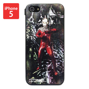 Cover for iPhone 5&5s ULTRAMAN SEVEN