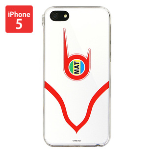 Cover for iPhone 5&5s The return of ULTRAMAN MAT