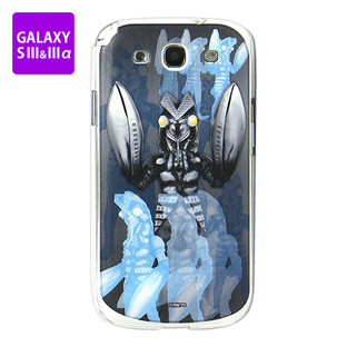 Cover for GALAXY S III&III alpha ULTRAMAN BALTAN