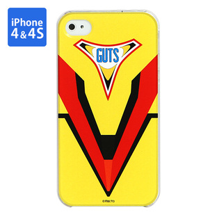 Cover for iPhone 4&4s ULTRAMAN TIGA GUTS