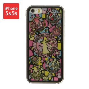 Cover for iPhone5&5s SAILOR MOON Stained Glass