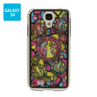Cover for GALAXY S4 SAILOR MOON Stained Glass