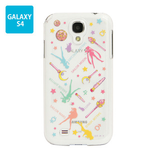 Cover for GALAXY S4 SAILOR MOON Silhouette