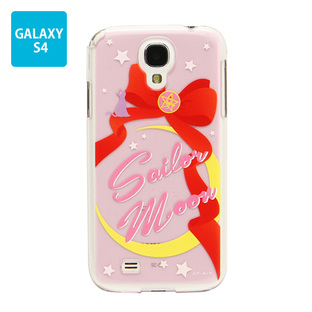 Cover for GALAXY S4 SAILOR MOON Brooch & Ribbon