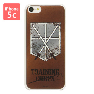 Jacket for iPhone 5C Attack on Titan Training Corps