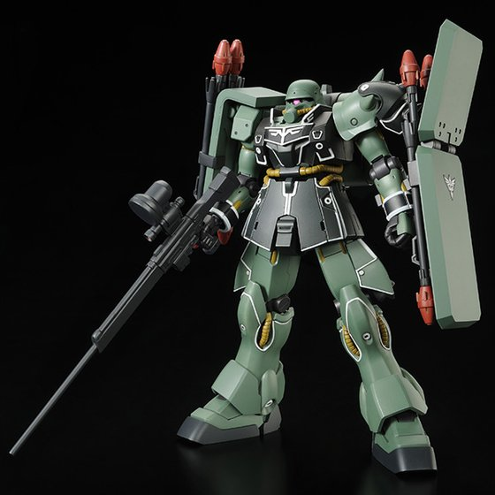 【Chinese New Year Campaign - PB members only pre-order】  HGUC 1/144 GEARA ZULU (CUARON USE)