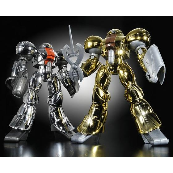 【C3 AFA 2017 Online Campaign 2.0】1/144 MOBILE SUMO GOLD PLATING & SILVER PLATING
