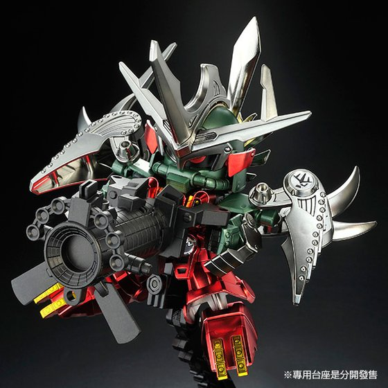 【Chinese New Year Campaign - PB members only pre-order】 LEGENDBB ZAKUTO (YAMI SHOGUN SUPER HAGANE Ver.)