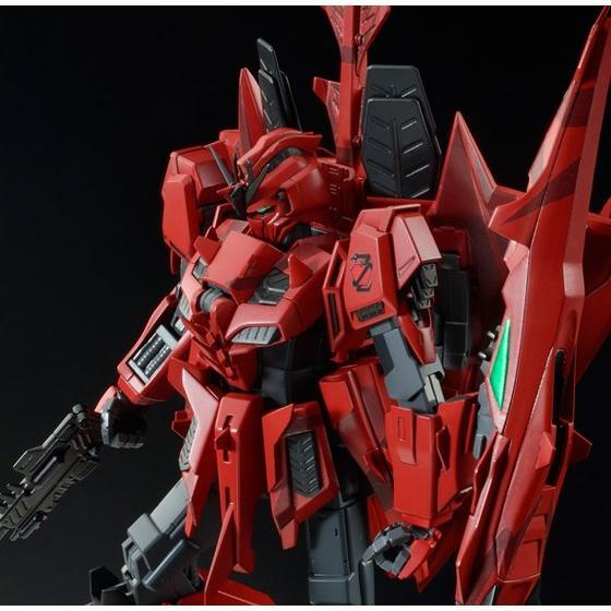 MG 1/100 MSZ-006P2/3C ZETA GUNDAM III P2 TYPE RED ZETA