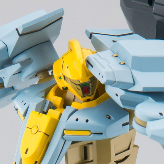 【C3 AFA 2017 Online Campaign 2.0】  HG 1/144 ELF BULLOCK MASS PRODUCTION TYPE