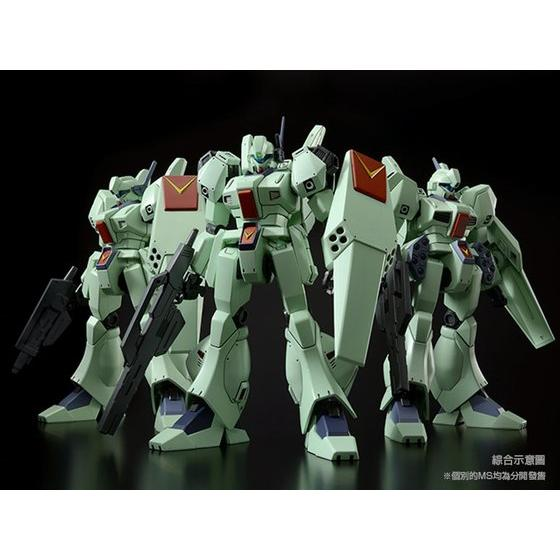 HGUC 1/144 RGM-89R JEGAN A TYPE(F91Ver.) [February,2019 Delivery]