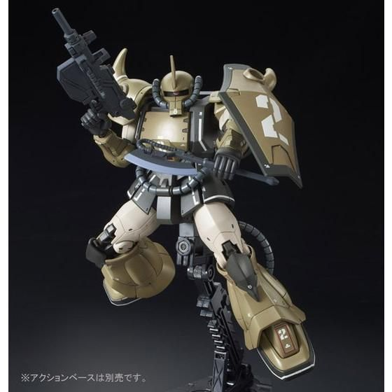 HG 1/144 PROTOTYPE GOUF(MOBILITY  DEMONSTRATOR SAND COLOR Ver.) [Sep 2019 Delivery]