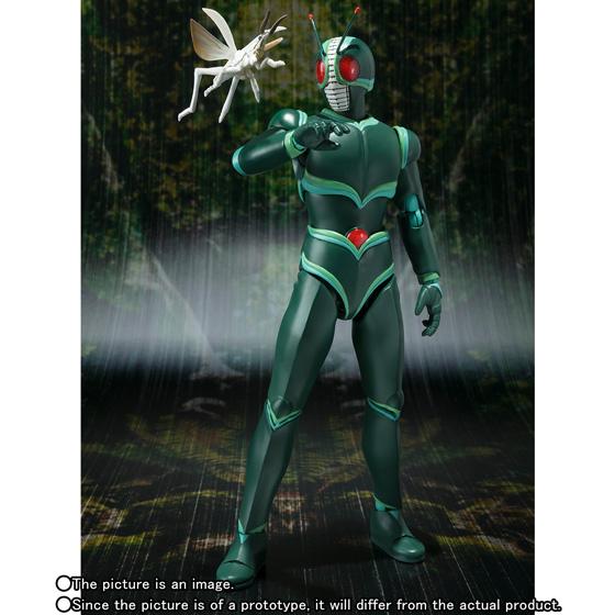 S.H.Figuarts Masked Rider J