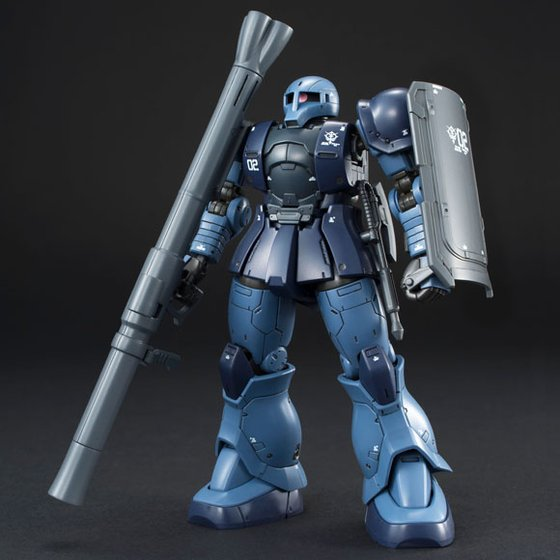 HG 1/144 MS-05 ZAKU I [BLACK TRI-STARS] [Oct 2019 Delivery]