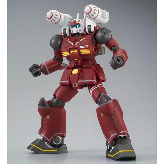 【Chinese New Year Campaign - PB members only pre-order】  HGUC 1/144 GUNCANNON (21stCENTURY REAL TYPE Ver.)