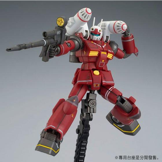 HG 1/144 GUNCANNON (21stCENTURY REAL TYPE Ver.) [February 2019 Delivery]