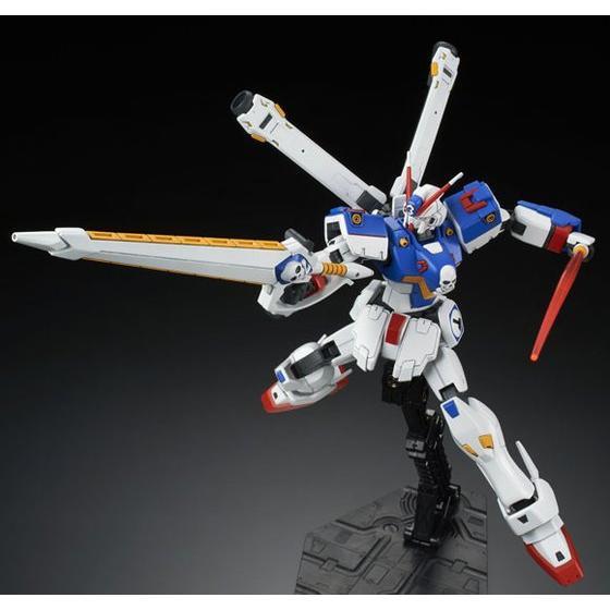 HG 1/144 CROSSBONE GUNDAM X3