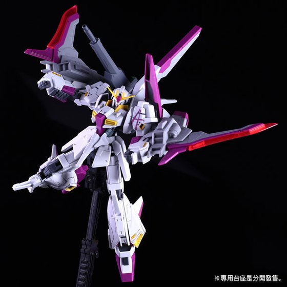 【Chinese New Year Campaign - PB members only pre-order】  HGBF 1/144 LIGHTNING Z GUNDAM ASPROS