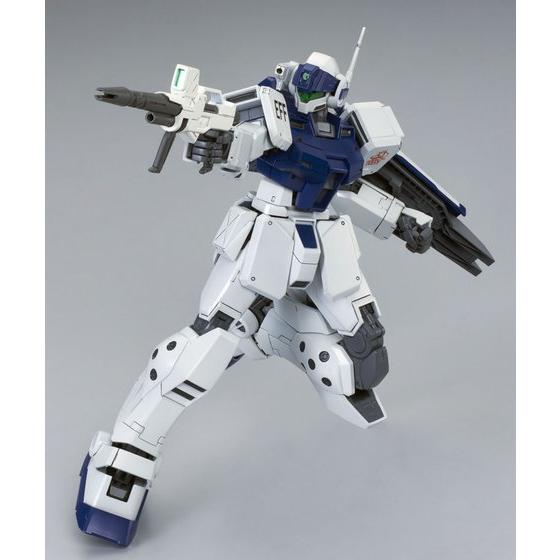 MG 1/100 GM SNIPER II [WHITE DINGO TEAM CUSTOM]