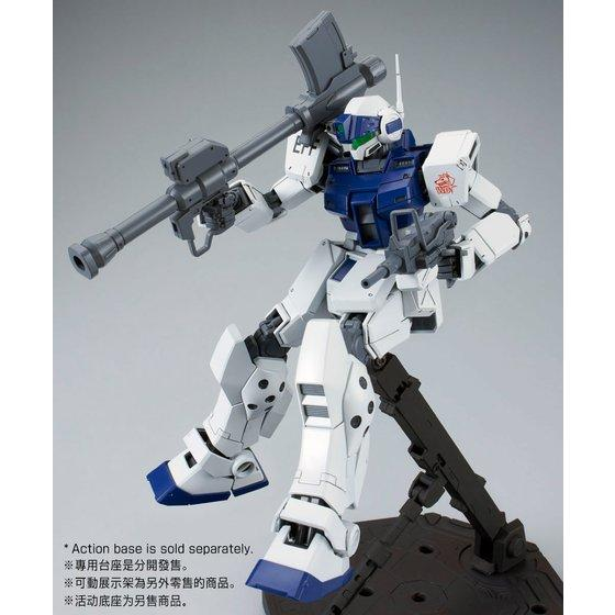 MG 1/100 GM SNIPER II [WHITE DINGO TEAM CUSTOM] [May 2017 Delivery]