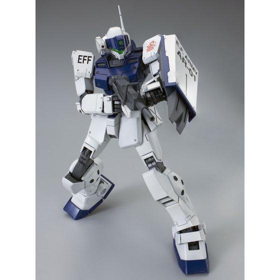MG 1/100 GM SNIPER II [WHITE DINGO TEAM CUSTOM] [Sep 2020 Delivery]
